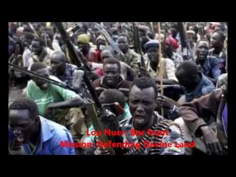 Gordon Koang: Naath Nuer anthem by Bol Jock