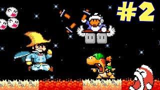 Desafío: Los 100 Cuartos de la Muerte de Super Mario World con Pepe el Mago (#2)