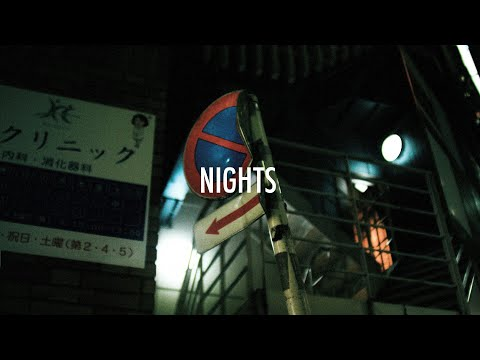 YAJICO GIRL - NIGHTS [Official Music Video]