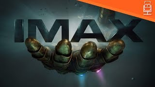 Avengers Infinity War IMAX is a Must See Experience