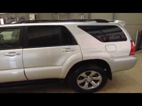 2009 Toyota 4runner Limited 4wd V8 For Sale At Sherwood Park Toyota