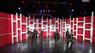 Super Junior - A-CHA, ????? - ??, Music Core 20111008 MP3