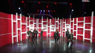 Super Junior A CHA 슈퍼주니어 아차 Music Core 20111008