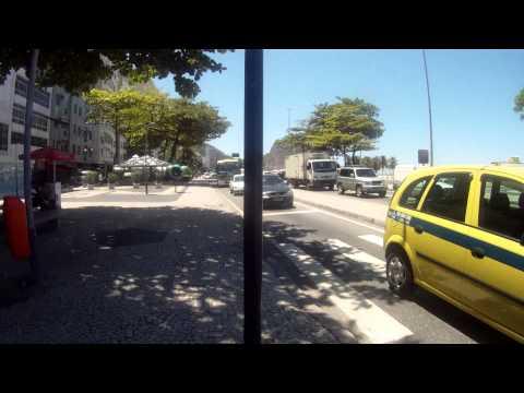 Yellow Cabs @ Copacabana Rio de Janeiro