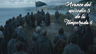 Avance del episodio 5 de la temporada 6 | Juego de Tronos