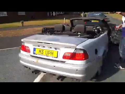 BMW M3 SUPERCHARGED 800BHP IMRAN ONE IN A MILLION
