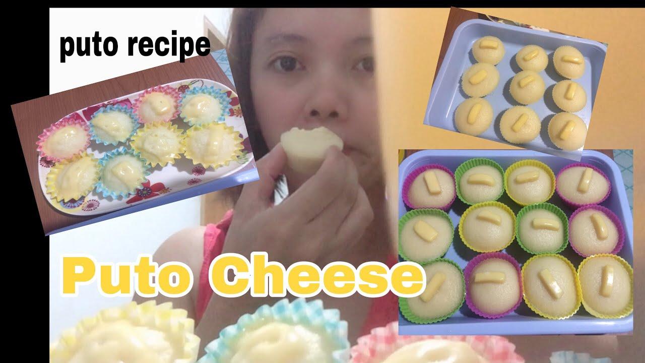 my own version | puto cheese