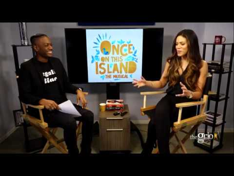 Broadway musical star Merle Dandridge talks 'Once On This Island' and more on TheGrio LIVE
