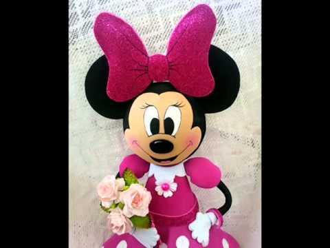 Telas para vestidos de minnie mouse