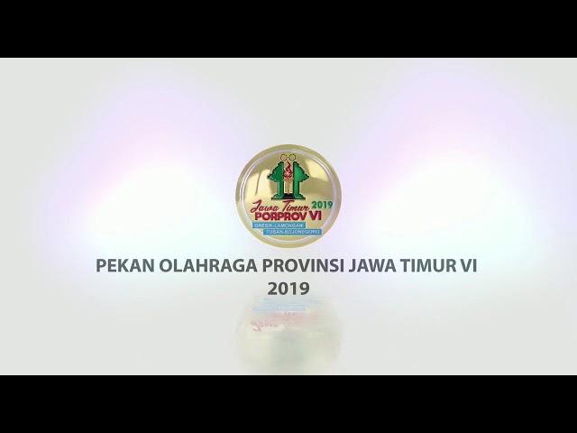 Kirab Api Obor PORPROV VI Jatim 2019