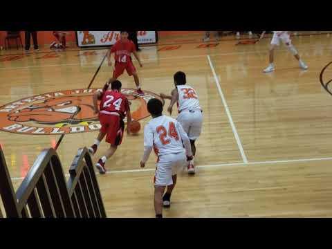 Nick Sanchez-basketball