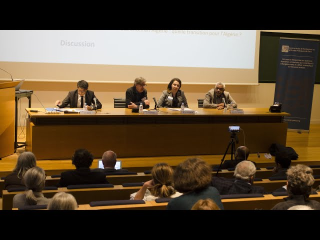 Colloque : Des démocraties en invention ? / Session 2 / CAREP Paris & Collège de France 2019