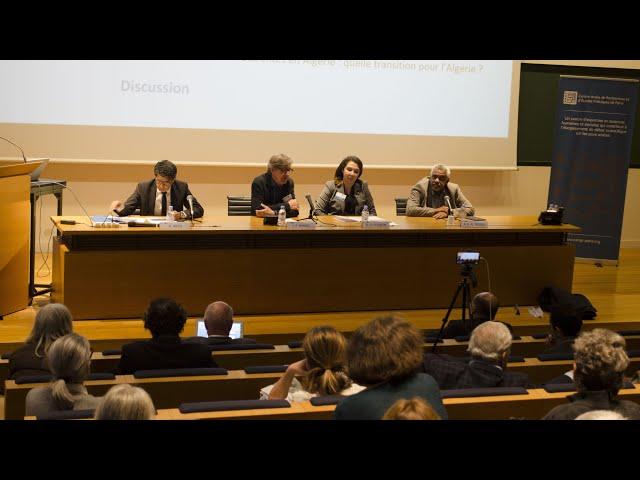 Colloque : Des démocraties en invention ? / Session 2 / CAREP Paris & Collège de France 2019