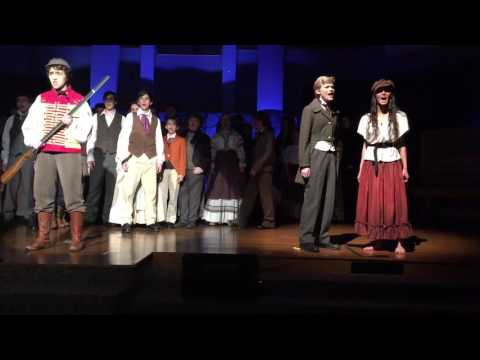 One Day More - Les Miserables School Edition ( Eastwood Christian School 2016)
