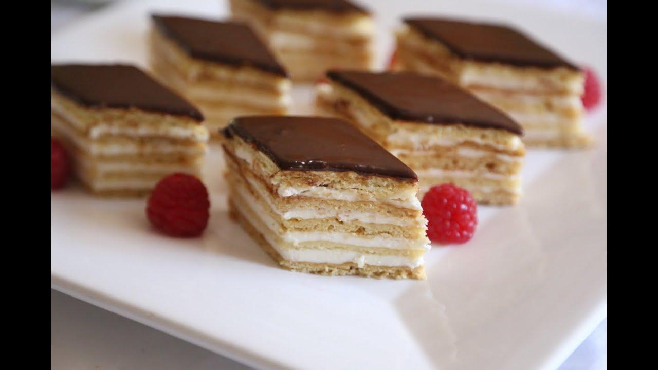 White Cake With Chocolate Ganache Recipe