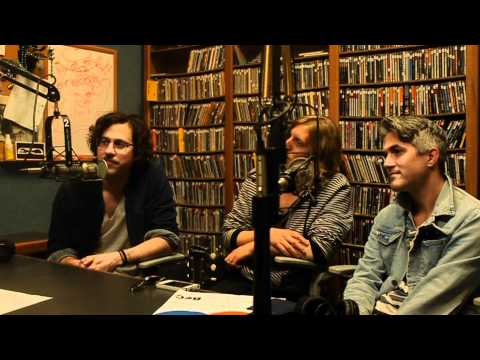 We Are Scientists LIVE In-Studio Interview and Performance - Youtube