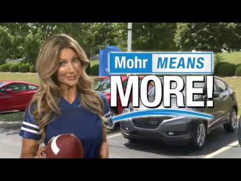 Andy Mohr Honda TV Commercial   August 2017   Bloomington, Indiana