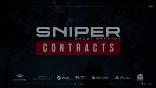 Sniper Ghost Warrior: Contracts   Stealth / Combat Gameplay