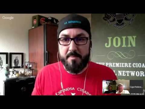 CigarChat LIVE with Glynn Loope of CRA