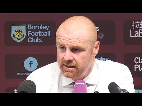 Burnley 0-2 Manchester United - Sean Dyche Full Post Match Press Conference - Premier League