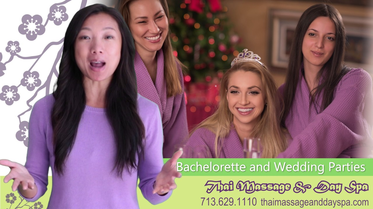 Thai massage b2b