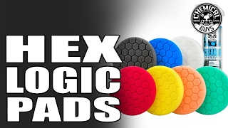 The Best Polishing Pads For Your Car, Truck, Motorcycle, Or Rv: Chemical Guys Hex-logic Pads