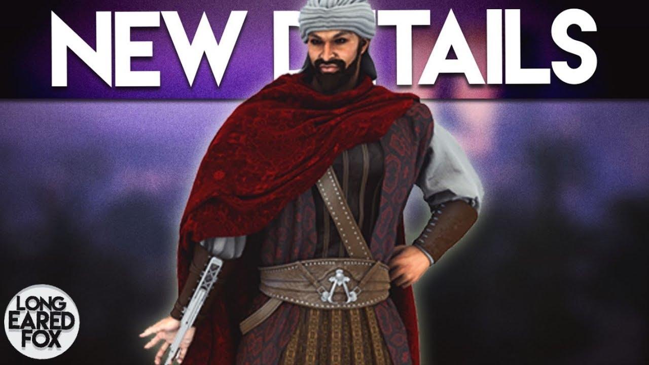 Assassin S Creed Origins New Details Darius Playable Boss