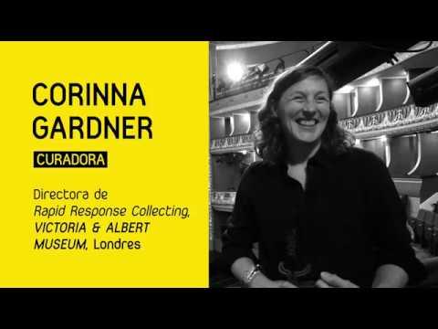 Entrevista a Corinna Gardner, do Victoria & Albert Museum