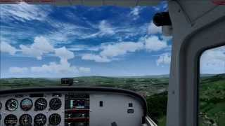 Home made Complete Switzerland Scenery for FSX  1m Pixel