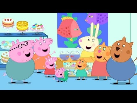 Peppa Pig English Episodes - New Compilation 23 - Videos Peppa Pig New Episodes