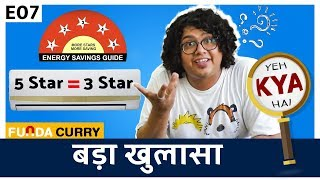 Your 5 Star AC Is Probably 3 Star! Check Now! | FCs Yeh Kya Hain? E07