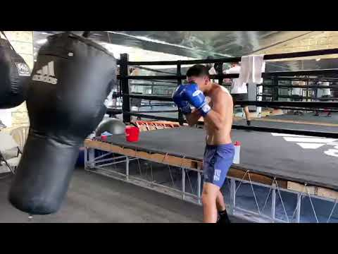Vergil Ortiz THE FUTURE OF BOXING IS ALREAY IN THE RING - esnews
