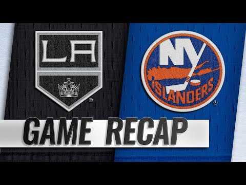 Islanders score three unanswered in 4-2 win