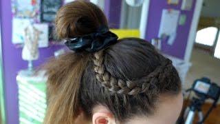4 Hairstyle Ideas for Gymnastics!! Everyday Gymnastics
