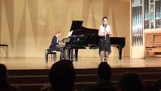 Вечерняя румба (кларнет, фортепиано)