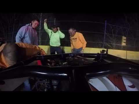 Hamlin Speedway - Rookie 600's Feature 5-4-18