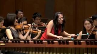 Marimba Concerto No. 5 by Chin Cheng Lin (2nd Movement) 竹取物語- the tale of the bamboo cutters