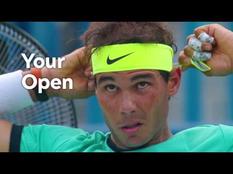 THIS OPEN IS ALL YOURS | 2017 Cincinnati W&S Open