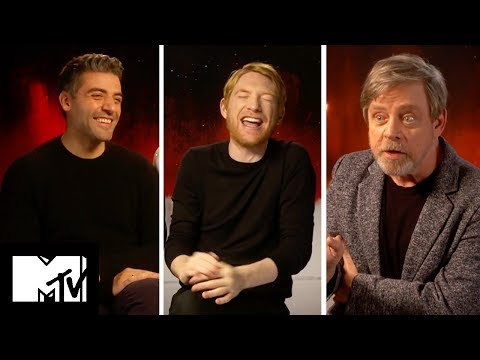 Star Wars: The Last Jedi Cast Play WOULD YOU RATHER? | MTV Movies