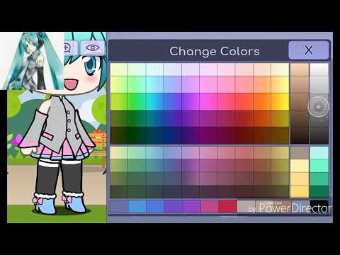Gacha Life-Vocaloid-personajes