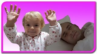 Nu-l trezi pe tati | Anabella Show
