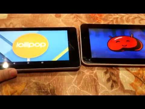 Huawei Media pad 7 youth 2 and Asus Nexus 7