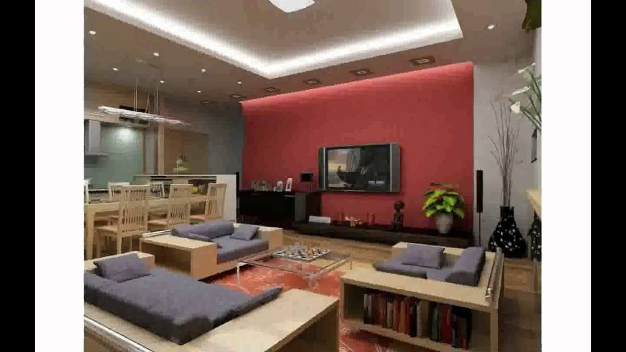 Tv room design ideas youtube Tv room
