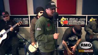 P.O.D. - Youth of the Nation (Acoustic from Rover