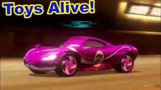 Cars 2: The video Game - Racer Holly - Vista Run Race