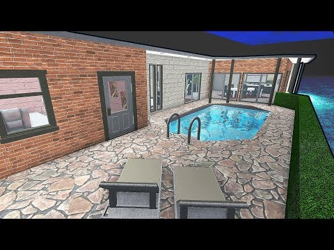 Single Story Family House!   BloxBurg (46k)