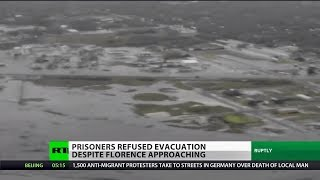 Prisoners Not Allowed to Evacuate Before Florence