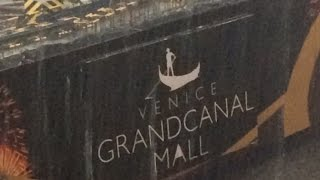 Venice Grand Canal Mall Mckinely Hill Taguig Construction Preview by HourPhilippines.com