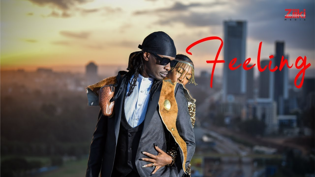 FEELING - NAMELESS AND WAHU (Official video) (The Mz) - YouTube