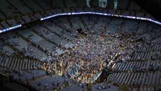 Rush to Victory: A UNC-Duke Time-lapse Video thumbnail